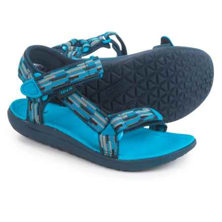 Teva Terra-Float Universal Sport Sandals (For Big Kids) in Tacion Blue - Closeouts
