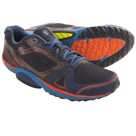 Teva TevaSphere Speed Trail Running Shoes (For Men) in Insignia Blue