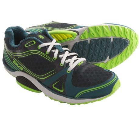 Teva Tevasphere Speed Trail Running Shoes (For Women) in Deep Teal