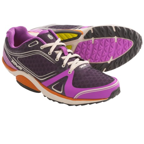 Teva Tevasphere Speed Trail Running Shoes (For Women) in Purple