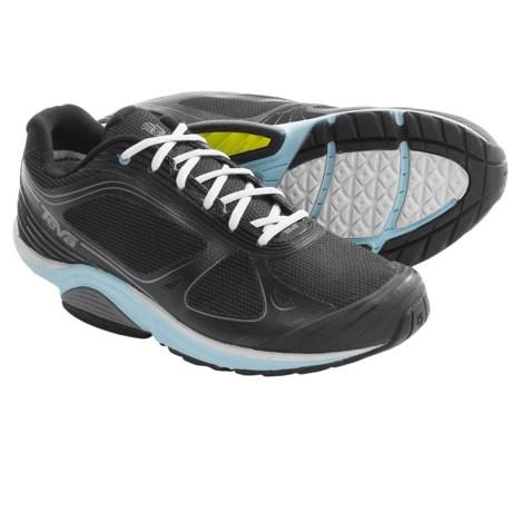 Teva TevaSphere Trail eVent® Trail Shoes - Waterproof (For Women) in Black