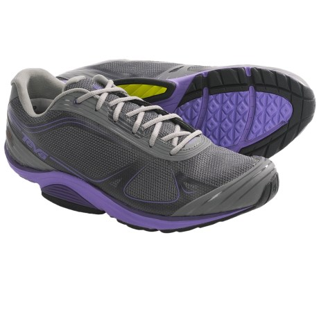 Teva TevaSphere Trail eVent® Trail Shoes - Waterproof (For Women) in Grey