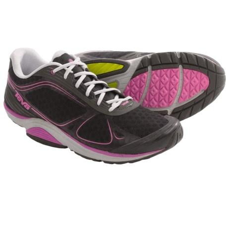 Teva Tevasphere Trail Shoes - Lightweight (For Women) in Red Orange
