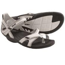 Teva TevaSphere Versa Sport Sandals (For Women) in White/Black - Closeouts