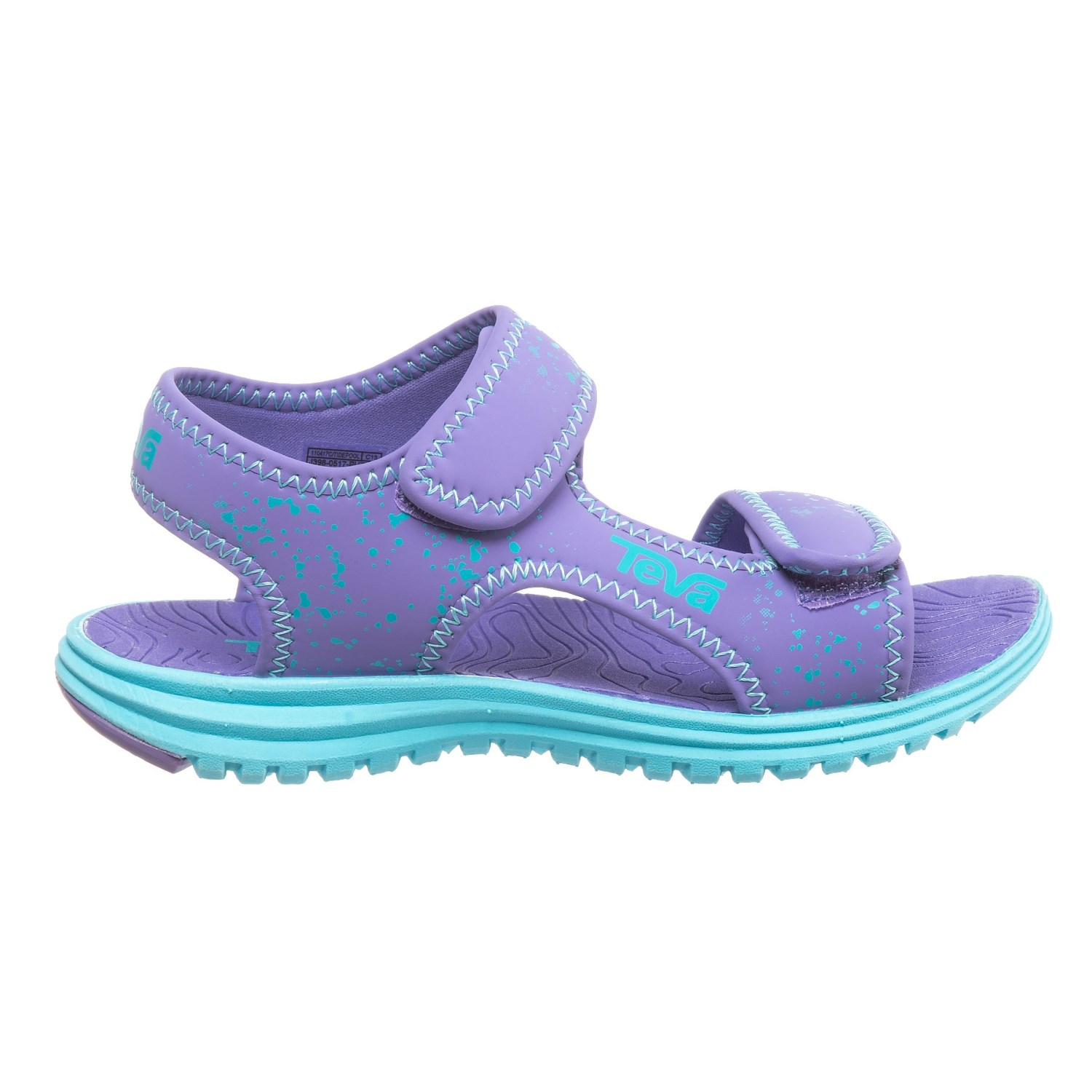 ca70c6f48a74f Teva Tidepool Sport Sandals (For Girls) - Save 33%