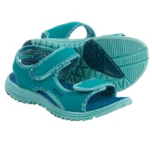 Teva Tidepool Sport Sandals (For Toddlers) in Turquoise/Blue - Closeouts