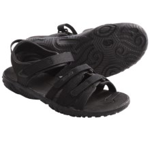 Teva Tirra Sport Sandals (For Girls) in Black - Closeouts