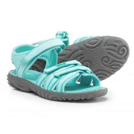 Teva Tirra Sport Sandals (For Girls) in Light Blue - Closeouts