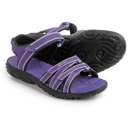 Teva Tirra Sport Sandals (For Girls) in Purple - Closeouts