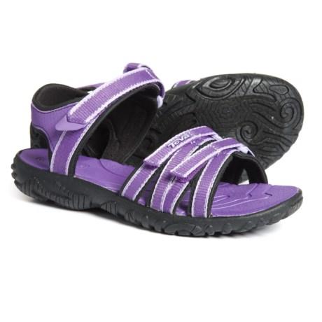 Teva Tirra Sport Sandals (For Girls) in Purple
