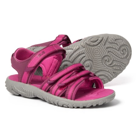 4eae5abbbccb21 Teva Tirra Sport Sandals (For Girls) in Raspberry Rose