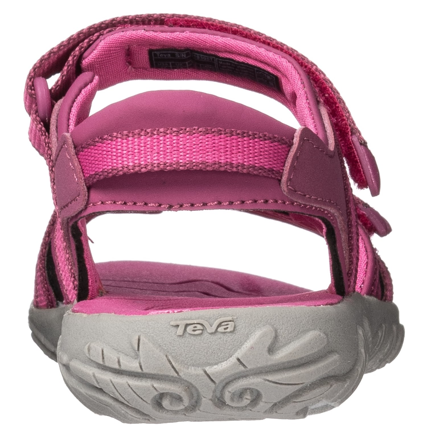 c413076dd3dace Teva Tirra Sport Sandals (For Girls) - Save 28%