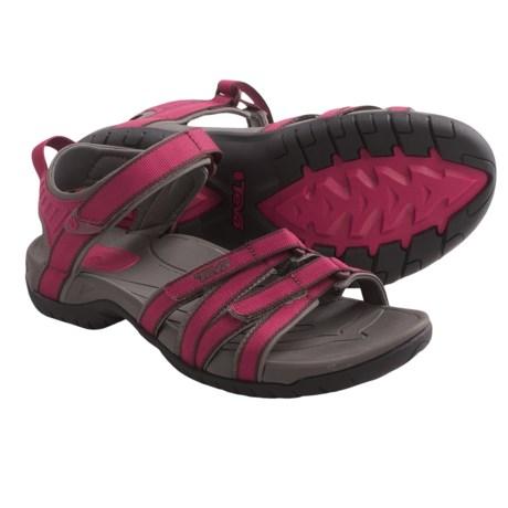 Teva Tirra Sport Sandals (For Women) in Berry