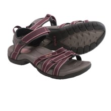 Teva Tirra Sport Sandals (For Women) in Decadent Chocolate - Closeouts