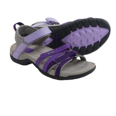 Teva Tirra Sport Sandals (For Women) in Deep Lavender Gradient