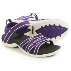 Teva Tirra Sport Sandals (For Women) in Deep Purple