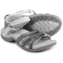 Teva Tirra Sport Sandals (For Women) in Grey Gradient - Closeouts