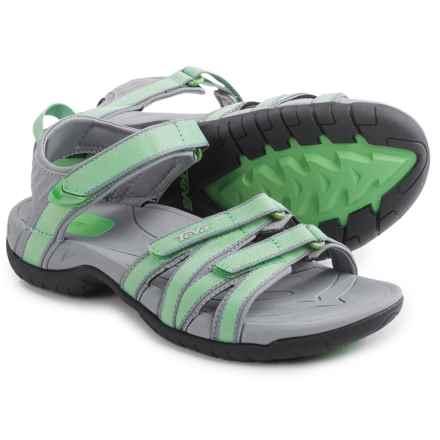 Teva Tirra Sport Sandals (For Women) in Meadow - Closeouts