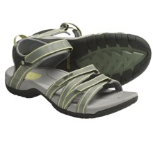 Teva Tirra Sport Sandals (For Women) in Oil Green - Closeouts