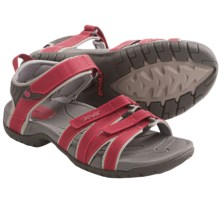 Teva Tirra Sport Sandals (For Women) in Red - Closeouts