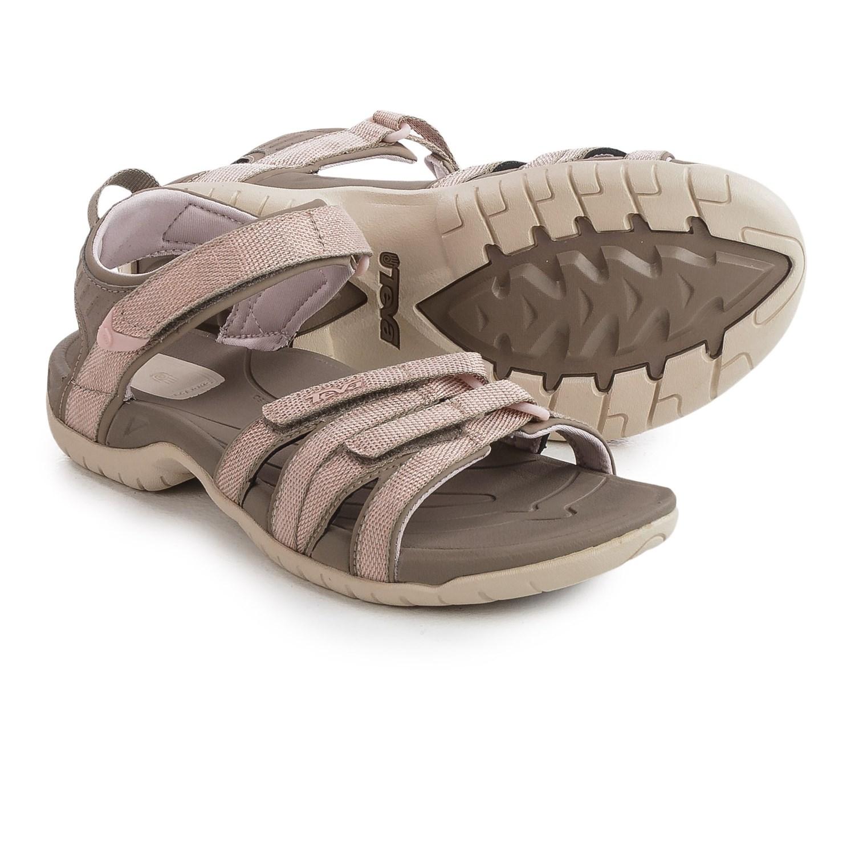 Women's zirra sandals - Teva Tirra Sport Sandals For Women In Rose Gold
