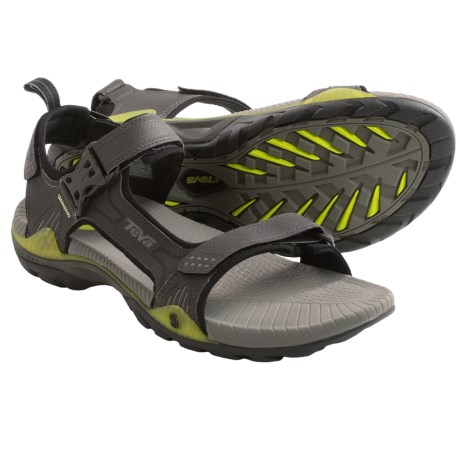 Teva Toachi 2 Sport Sandals (For Men) in Charcoal Grey