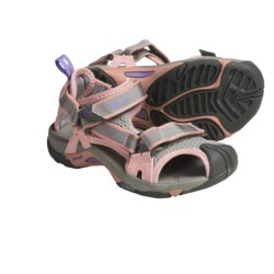 Teva Toachi Sport Sandals (For Kids and Youth) in Powder Pink