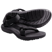 Teva Torin Sport Sandals (For Men) in Black - Closeouts