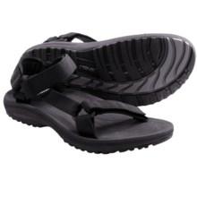 Teva Torin Sport Sandals (For Men) in Black - Closeouts