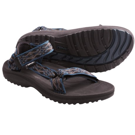 Teva Torin Sport Sandals (For Men) in Black