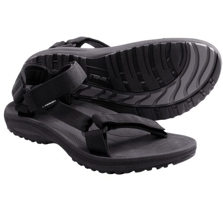 Teva Torin Sport Womens Sandals (Black)