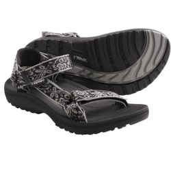 Teva Torin Sport Sandals (For Women) in Butterfly Scene Black