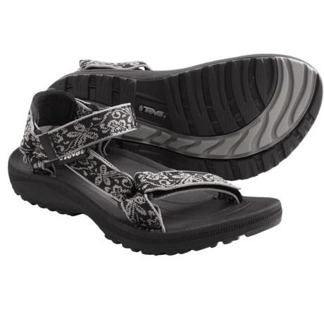 Teva Torin Sport Sandals (For Women) in Black