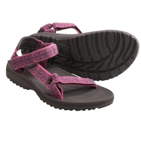 Teva Torin Sport Sandals (For Women) in Graceful Pink