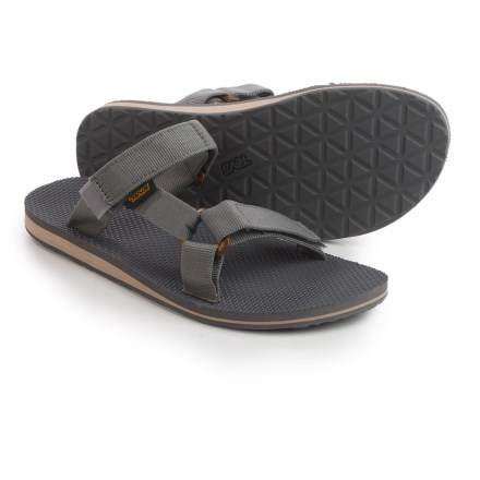 3f6fab9c4e620a Teva Universal Slide Sandals (For Men) in Grey - Closeouts