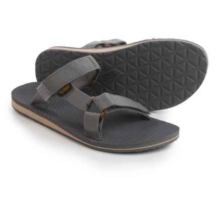 Teva Universal Slide Sandals (For Men) in Grey - Closeouts