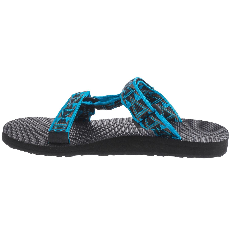 Teva Universal Slide Sandals (For Men) - Save 40%