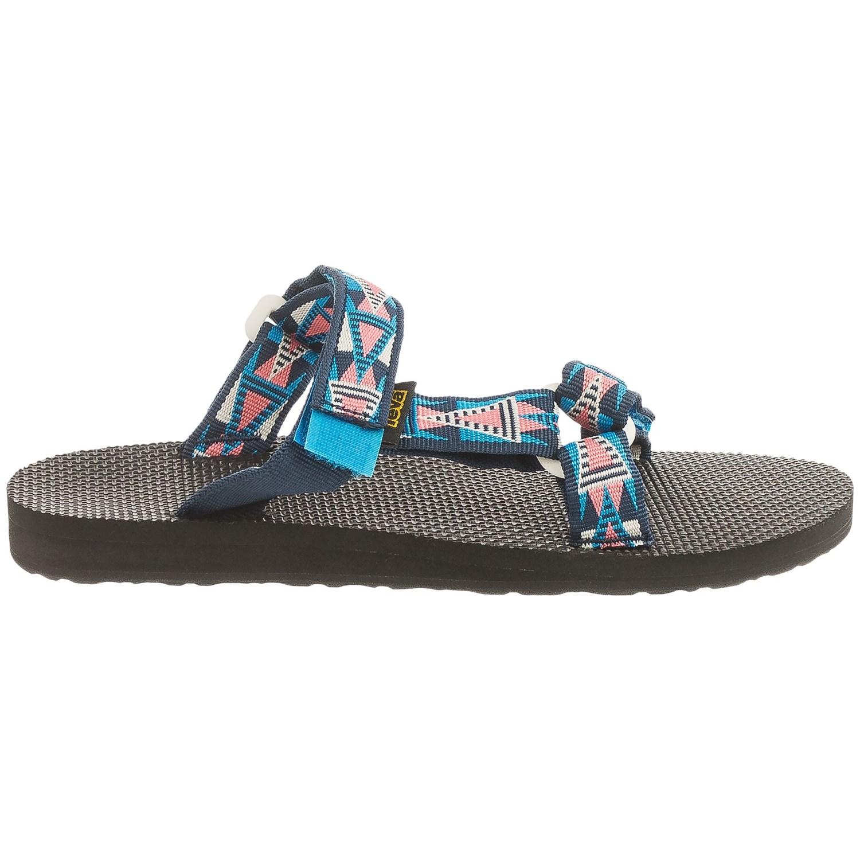 Teva Universal Slide Sandals (For Women) - Save 72%