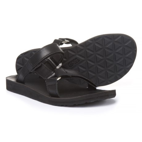 Teva Universal Slide Sandals - Leather (For Women)