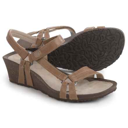 Teva Ventura Cork 2 Rialto Sandals - Wedge (For Women) in Pumice Stone - Closeouts