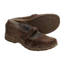 Teva Ventura Mary Jane Shoes - Suede (For Women) in Espresso - Closeouts