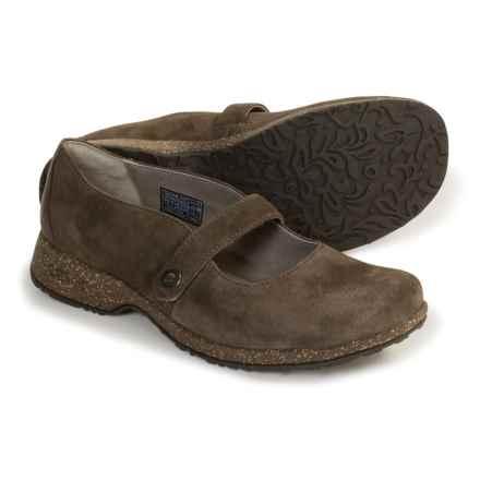 Teva Ventura Mary Jane Shoes - Suede (For Women) in Gunsmoke - Closeouts
