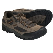 Teva Verdon Trail Shoes - Suede (For Men) in Bungee Cord - Closeouts