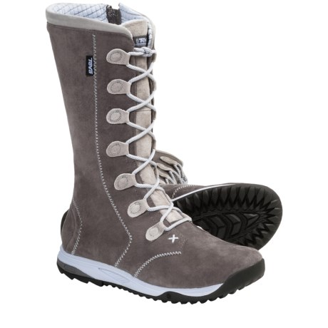 Teva Vero Winter Boots - Waterproof, 200g Thinsulate® (For Women) in Dark Gull Grey