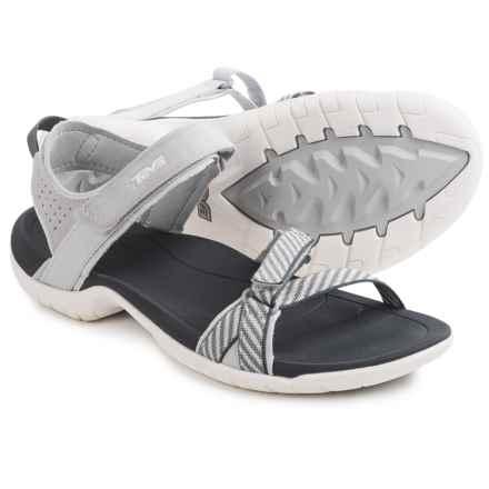 Teva Verra Sport Sandals (For Women) in Blanket Stripes Grey - Closeouts