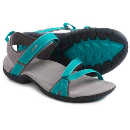 Teva Verra Sport Sandals (For Women) in Lake Blue - Closeouts