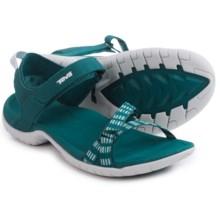 Teva Verra Sport Sandals (For Women) in Modern Stripes Blue - Closeouts