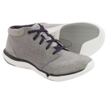 Teva Wander Canvas Chukka Shoes (For Women) in Drizzle - Closeouts
