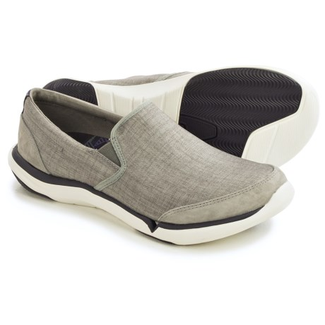 Teva Wander Canvas Shoes Slip Ons (For Women)