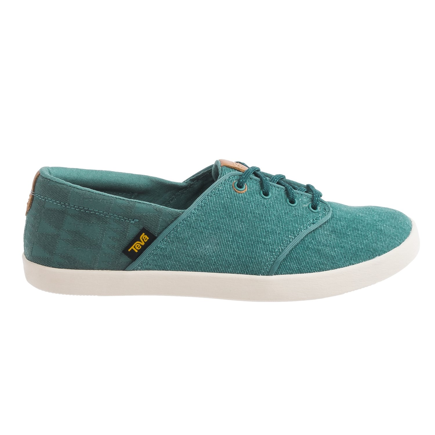 teva willow lace canvas sneakers for women   save 57